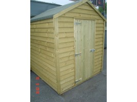 6ft x 4ft Budget Shed