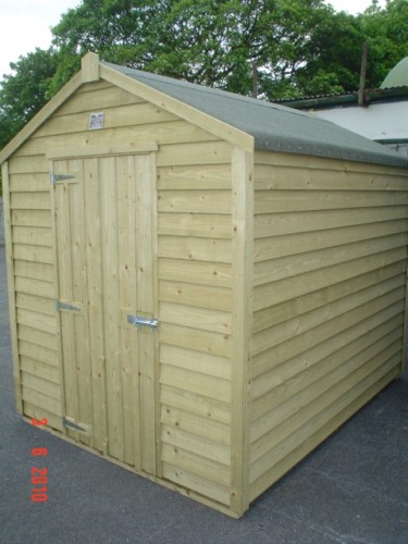 6ft x 14ft Budget Shed
