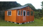 15ft x 14ft Custom Built Summer House