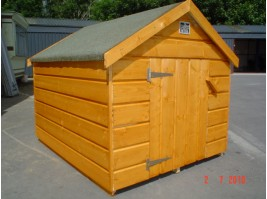 2ft 6ins x 3ft Dog Kennel