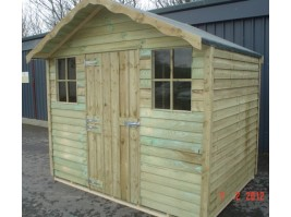 12ft x 8ft Kendal Shed (Budget)
