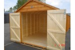 10ft x 10ft Superior Shed