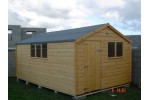 10ft x 16ft Superior Shed