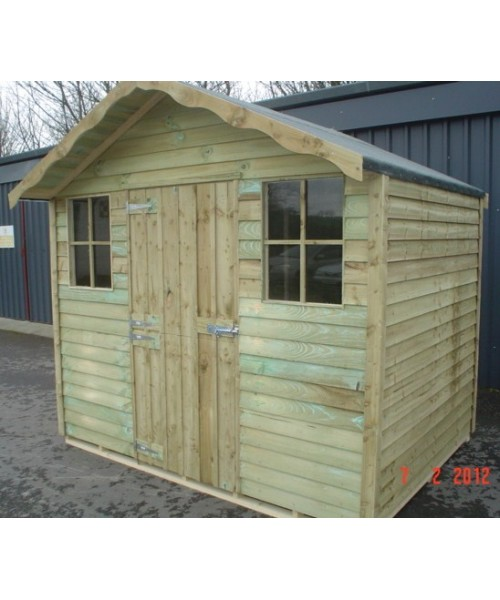 8ft X 6ft Kendal Shed Budget Garden Sheds For Sale