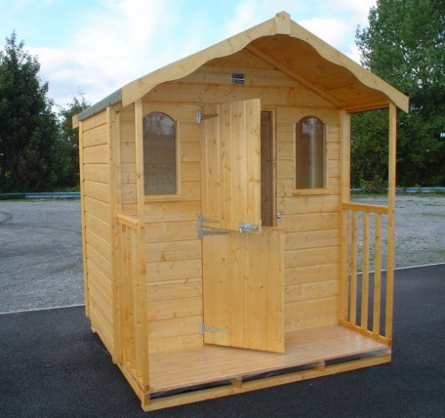 6ft x 4ft Playhouse