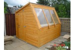 8ft x 8ft Potting Shed