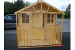 8ft x 6ft Summer House