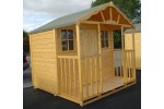 8ft x 16ft Summer House