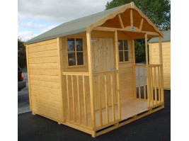 8ft x 12ft Summer House