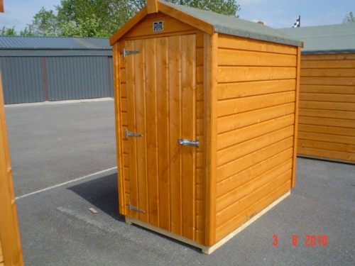 6ft x 4ft Superior Shed